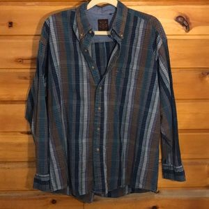 Vintage Hagger Casuals Button Down Shirt